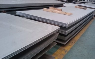 ประเทศจีน NO.1 Finish Duplex Steel Plate 2205 / S31803 Duplex Stainless Steel Plate ผู้ผลิต