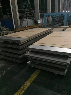 ประเทศจีน 316L Stainless Steel Plate 1mm 0.3mm Thick Steel Sheet Metal For Industry ผู้ผลิต