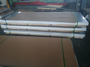 ประเทศจีน Cold Rolled Steel Sheet 2B Surface 304 304L 304H Stainless Steel Plate Sheet ผู้ผลิต