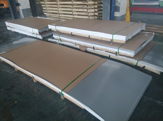 ประเทศจีน INOX 304 316L 316LN Stainless Steel Sheet 0.1mm Thick Steel Sheet ผู้ผลิต