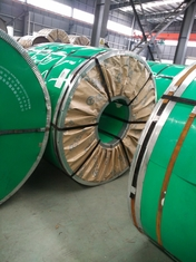 ประเทศจีน Dx51d Z100 Hot Dipped Galvanized Steel Coils FROM ISO9001:2008 , BV , SGS ผู้ผลิต