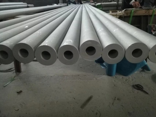 ประเทศจีน JIS 304 308s 309s 316 316l Welded And Seamless Stainless Steel Tube & Pipes ผู้ผลิต