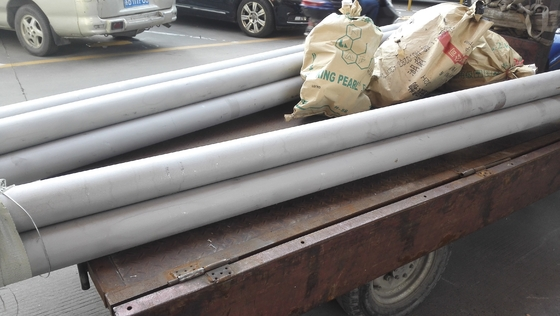 ประเทศจีน SUS314 (1Cr25ni20Si2) Stainless Steel Seamless Tube Architecture Stainless Steel Astm 314 Round Steel Pipe ผู้ผลิต