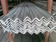 ประเทศจีน V Shaped 304 Polished Stainless Steel SS Angle Bar Structural Angle Bar Iron โรงงาน