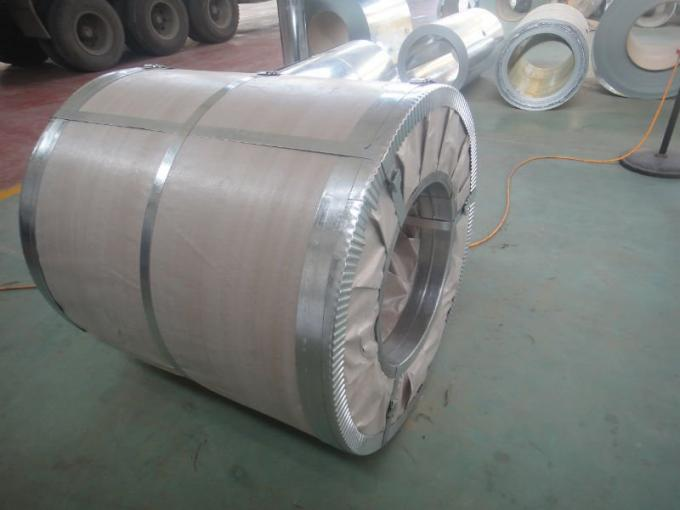 dx51d z100 hot dipped galvanized steel coil FROM ISO9001:2008; BV; SGS FACTORY