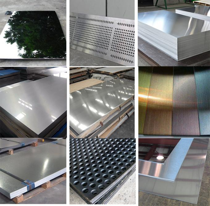 High Quality ASTM 904L/254SMO/N08367/N08825/N08926/C276 Super Stainless Steel Plate